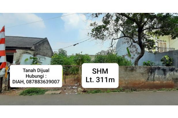 Rp6,22mily Tanah Dijual