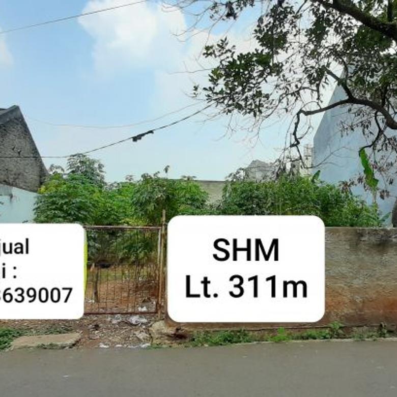 Tanah Dijual Dekat Tol dan MRT di Jl. Intan, Cilandak, Jaksel