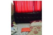 Apartemen Harian 1BR Full Furnish dilengkapi dengan interior yang menarik