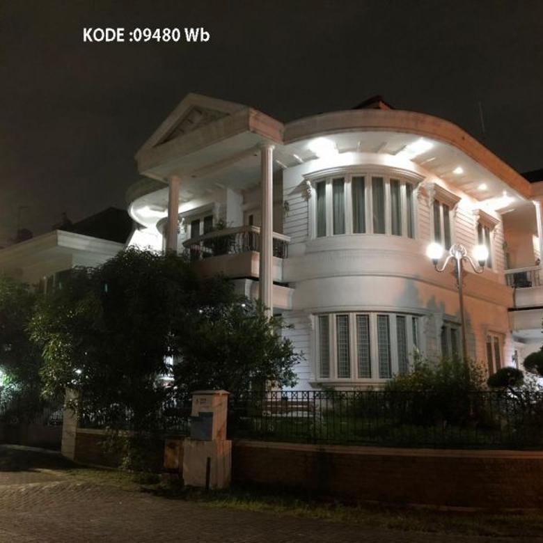 KODE :09480(Wb) Rumah Dijual Kelapa Gading, Luas 25x20 Meter