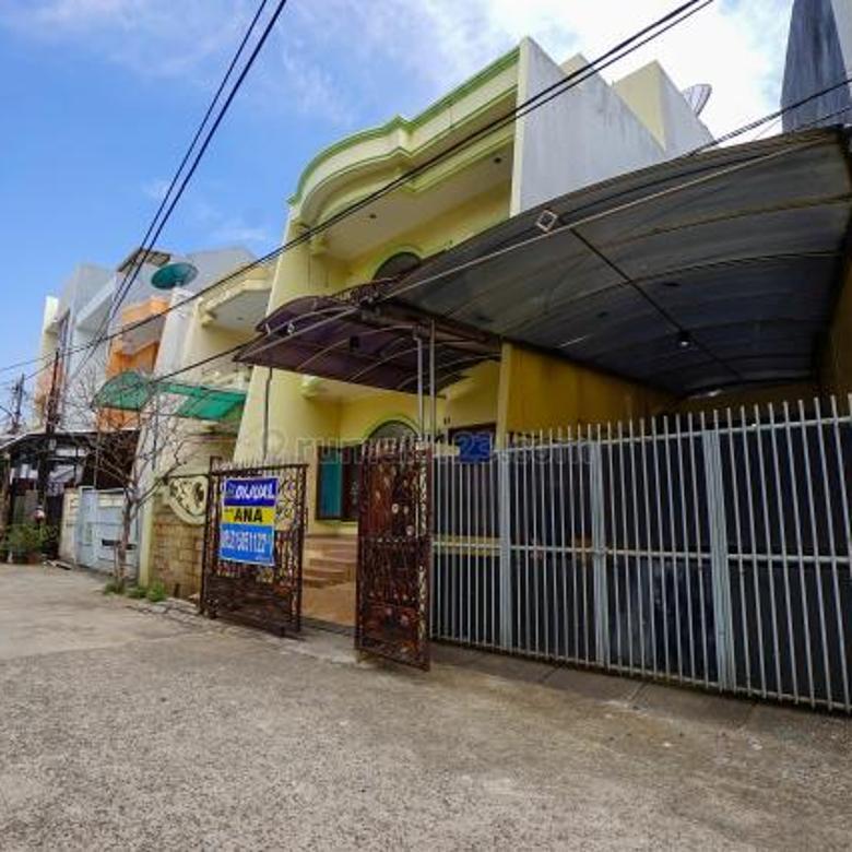 ANA*Rumah 184 m2 di Komplek Taman Harapan Indah, Jelambar