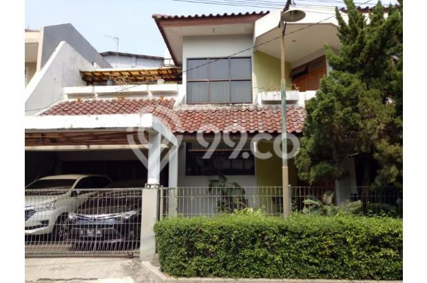 Rumah Dalam Town House di Cipete ~ Siap Huni ~ Bebas Banjir 13425857