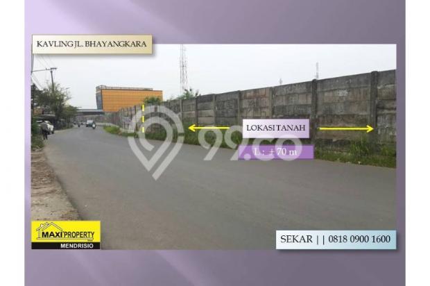 Dijual Cepat Tanah Jl Bhayangkara Dekat Alam Sutera Lokasi Strategis 11959509