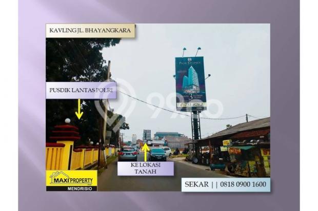 Dijual Cepat Tanah Jl Bhayangkara Dekat Alam Sutera Lokasi Strategis 11959514