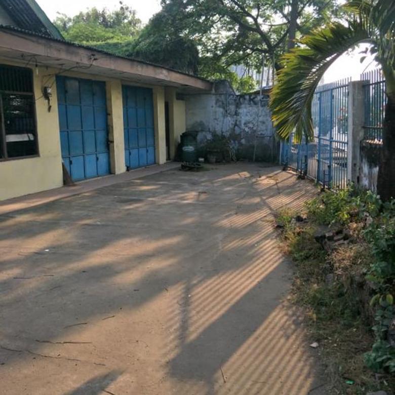 Dijual cepat rumah tua di Tangerang