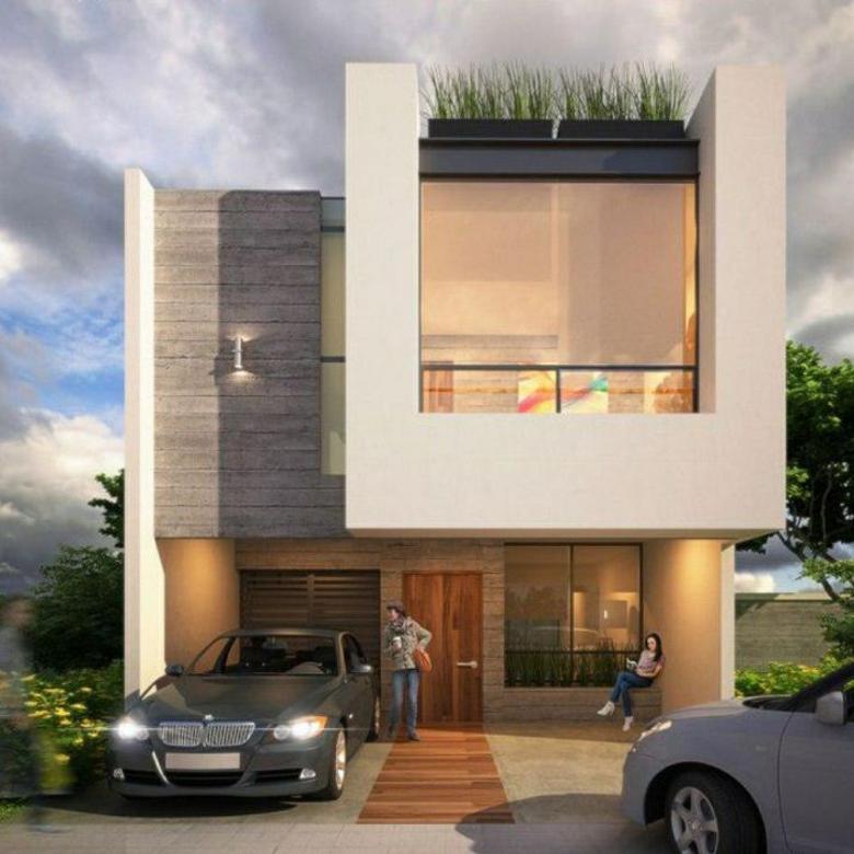 Rumah Elegan Dekat Gerbang TOL Cijantung Pasar Rebo Condet Kra
