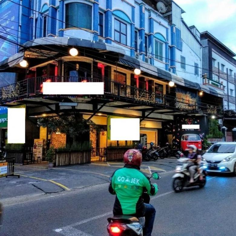 Dijual Ruko Hoek Strategis di Jl Raden Intan, Bandar Lampung