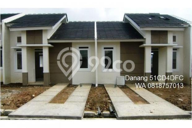 Rumah Nuansa Surga Ebony 36/72 Citra Indah Danang 4601278