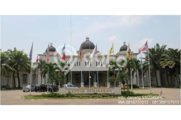 Rumah Nuansa Surga Ebony 36/72 Citra Indah Danang 4601287
