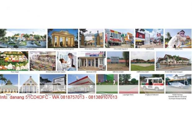 Rumah Nuansa Surga Ebony 36/72 Citra Indah Danang 4601285