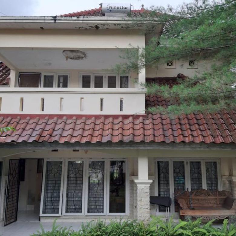 Rumah Mewah Elit Cluster Megah Besar Luas Dua Lantai Jogja