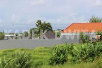 Tanah murah semat berawa canggu lingkungan villa view sawah