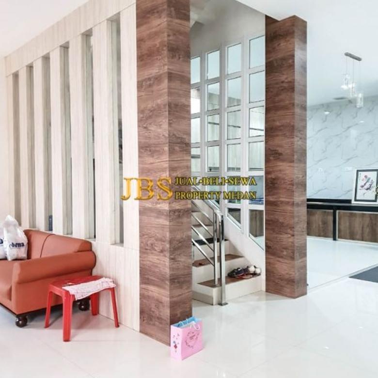 Dijual Rumah Siap Huni Lux Komplek Cemara Kuta Medan
