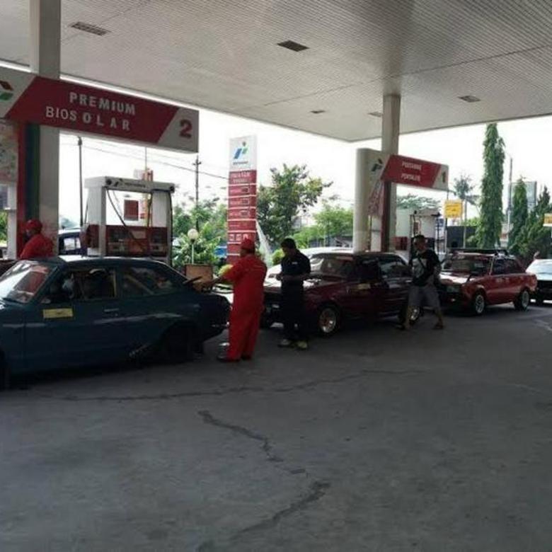 LEGO CEPAT ( BU) - SPBU Aktif Jalan Raya Sleman Yogyakarta