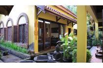 Rumah Etnik cocok untuk Guest House atau dipakai sebagai rumah pribadi