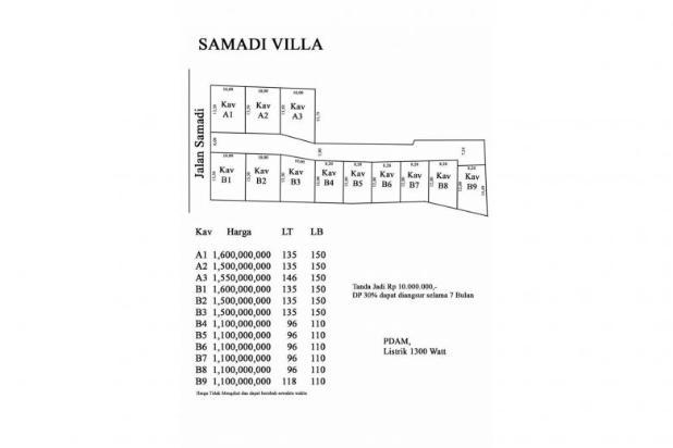 Rp1,1mily Vila Dijual