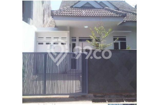 Dijual Rumah 1 Lantai Minimalis Kawasan Komplek di Buah Baru Bandung 4231299