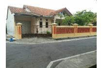 Jual Cepat (BU) : Rumah Besar 251m2 Hoek Murah Saja Klodran