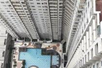 Unit Di Sudirman Park Apartment, High Floor, City View, 1 BR, Furnished