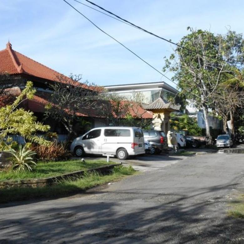 Tanah 1,735 m2 + Bangunan di Pusat Kota Denpasar