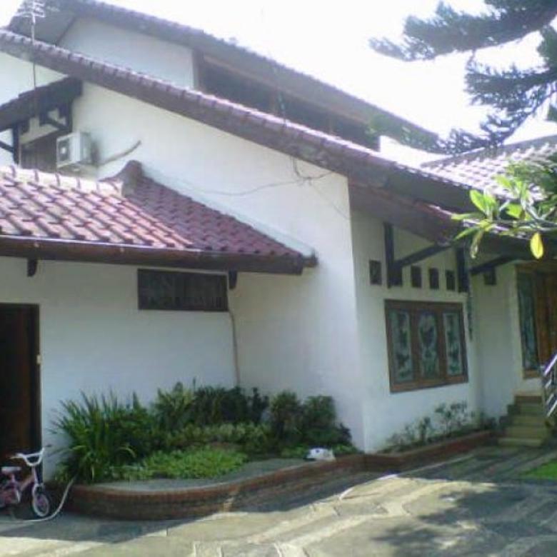 Dijual Rumah Dengan Taman Luas dan Asri di Ciomas, Bogor PR486
