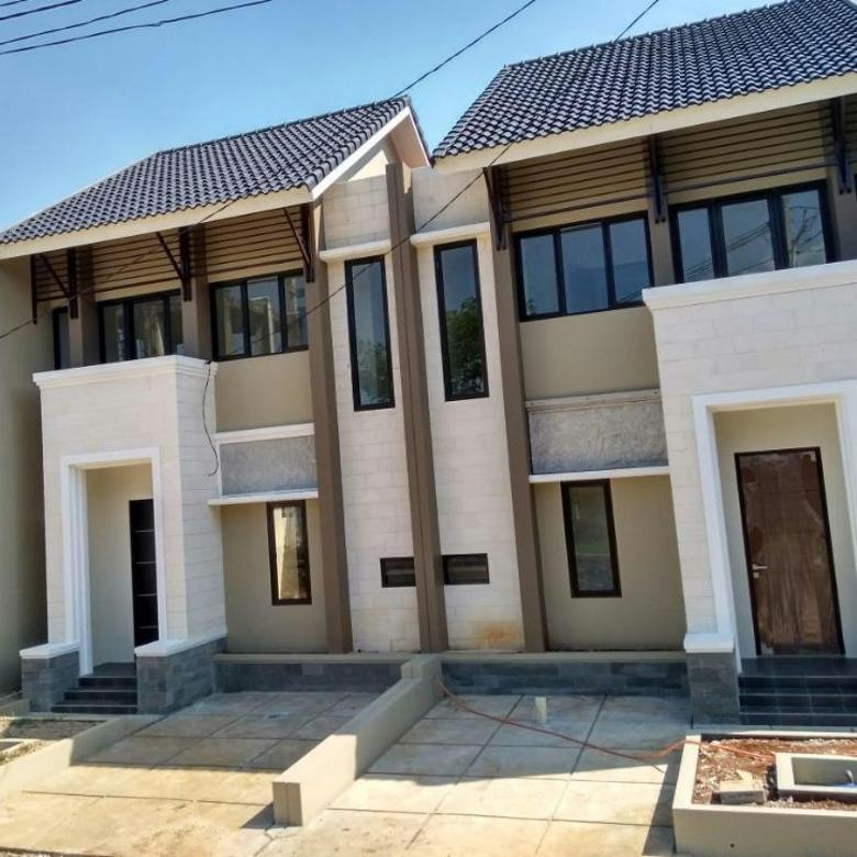 Rumah Take Over di Pondok Rajeg Depok
