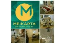 Type 1 Bedroom (Studio) Apartment Meikarta