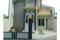 Rumah baru mininalis full renovasi hook