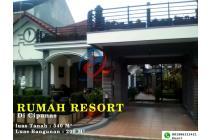 Rumah Resort 540/200 Di CIpanas
