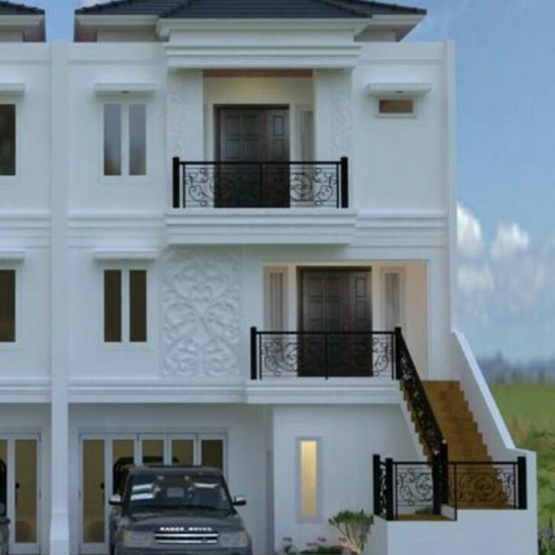 Dijual Rumah Nyaman Bagus di Kecapi Mansion Jagakarsa, Jaksel