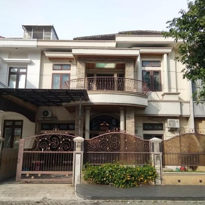 Villa Komplek Cemara Asri (Jalan Kemuning)