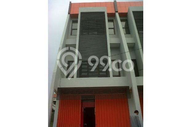 Ruko 3  Lantai siap pakai strategis Di Tengah Kota Lamongan 2392748