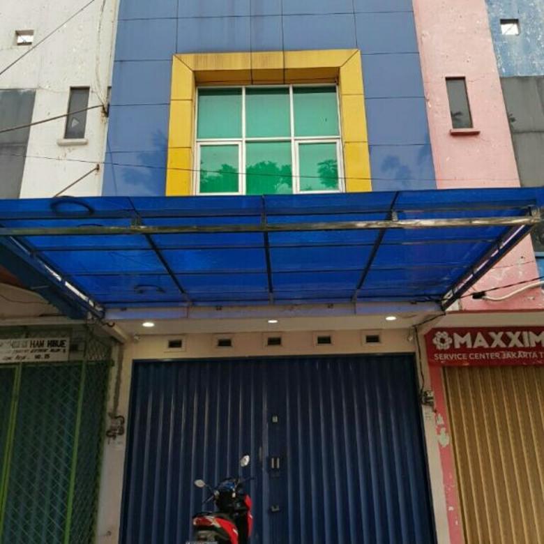 Ruko 3 Lantai Strategis di Pondok Kopi Jakarta Timur