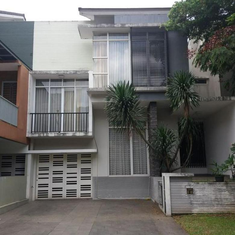 Rumah Siap Huni, Lokasi Strategis, dan Hunian Nyaman @Kebayoran Terrace, Bintaro