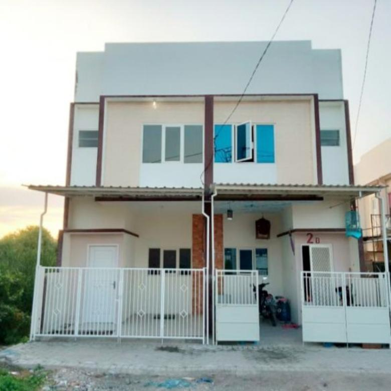 Rumah Siap Huni 2 LT Harga 1 LT TERMURAH Gunung Anyar Sby