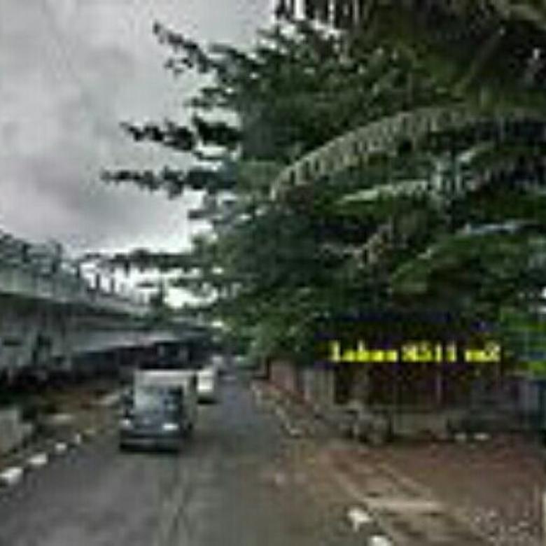 Dijual Tanah Hoek antara Rawamangun dan A. Yani Jakarta Timur