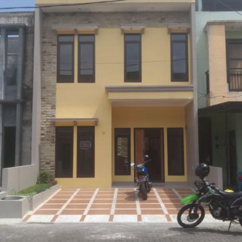 Rumah Cluster Arcamanik 100% baru siap huni