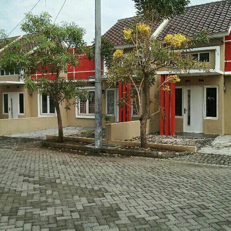 Rumah Ready di dekat bandara