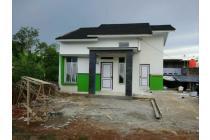 rumah dengan tanah luas