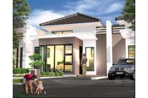 Dijual Rumah dalam cluster GJ 1 Lantai murah di cipayung munjul