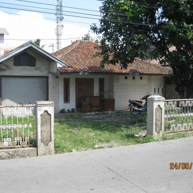 Dijual Rumah Hitung Tanah Saja di Ciganitri
