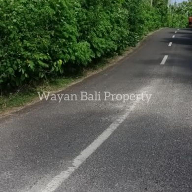 Dijual Tanah Full View 1,7 Hektar Dekat Omnia Pecatu Bali