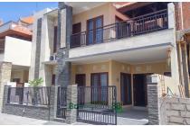 Sewa rumah renon denpasar LT 120 m2 Semi furnished