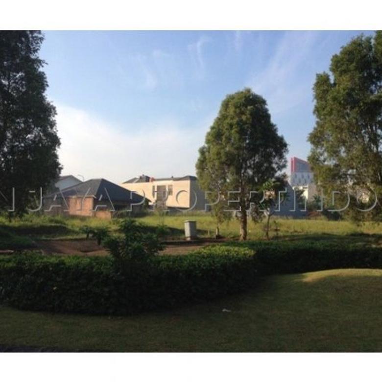 Dijual Kavling Area BSD Villa Serpong Lokasi Strategis Blok C3