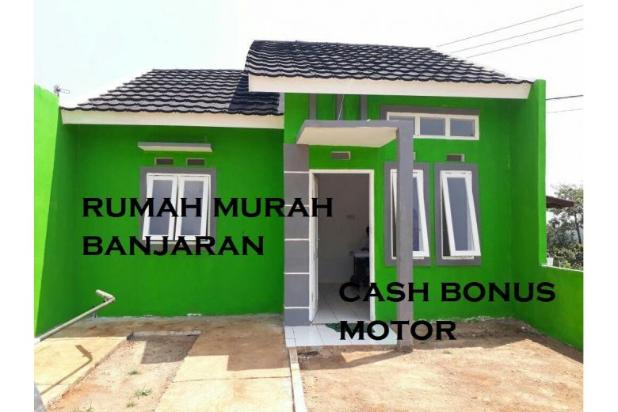 Jual Rumah MUrah Banjir bonus dekat pusat Kota Banjaran Bandung