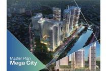 Dijual Apartemen dengan Konsep SUPERBLOCK TERBAIK di Bekasi