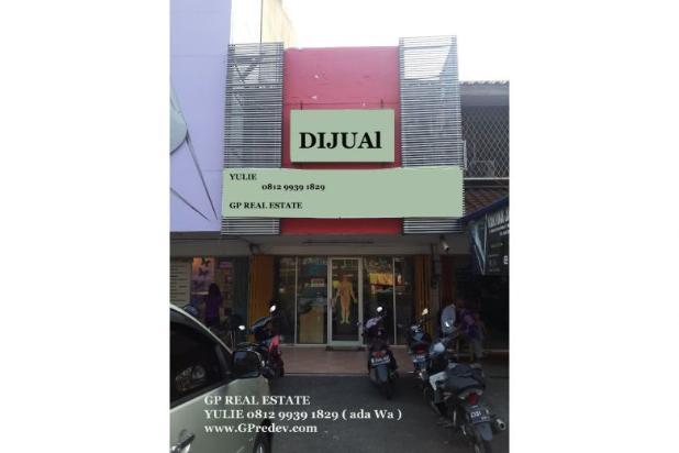 Dijual CEPAT & BU!! Ruko Boulevard Raya Kelapa Gading TURUN HARGA 6.8M ng!! 6744595