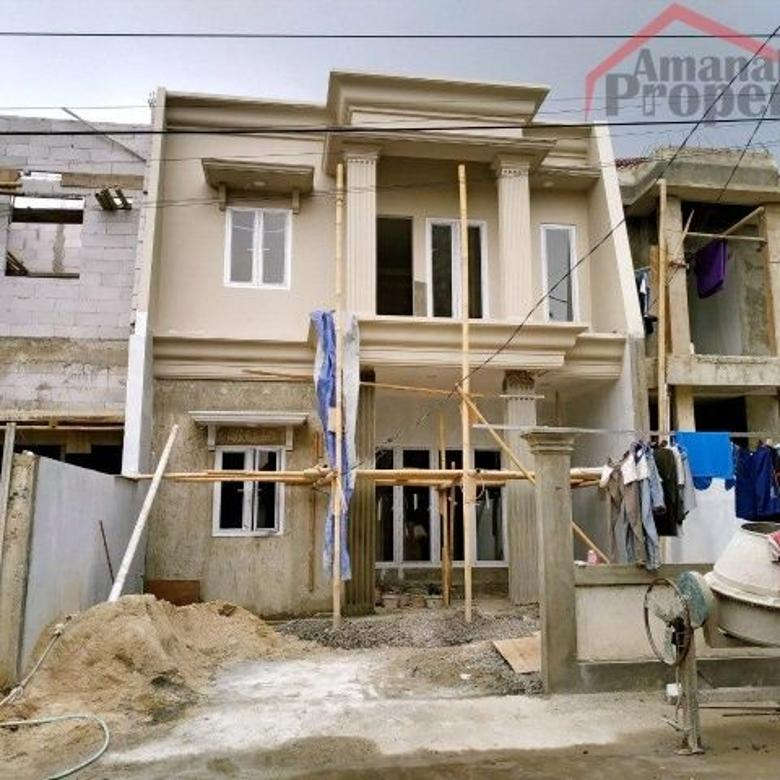 Dijual Rumah Mewah di Tanah Baru Depok
