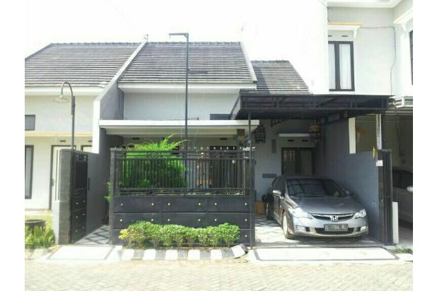 rumah cluster cantik siap Huni di kawasan suhat malang 17710575