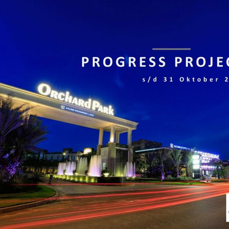 Launching cluster Olea by Orchard Park Batam Center